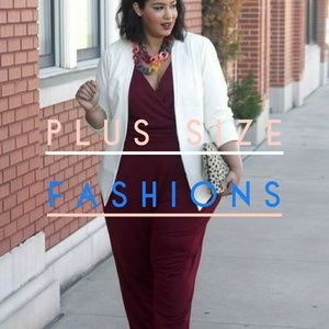 Other - 😘😘Plus Size Fashions😘😘